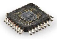 IC chip internal