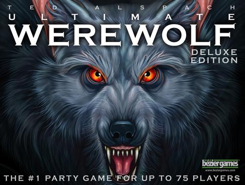 Werewolf card game