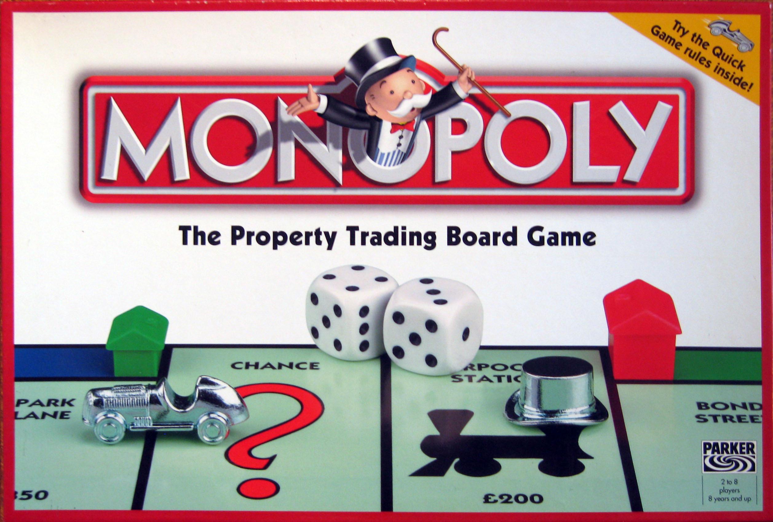 Monopoly Board Games Galore Wiki Fandom