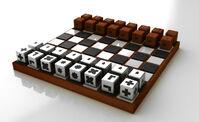 Blind chess 01