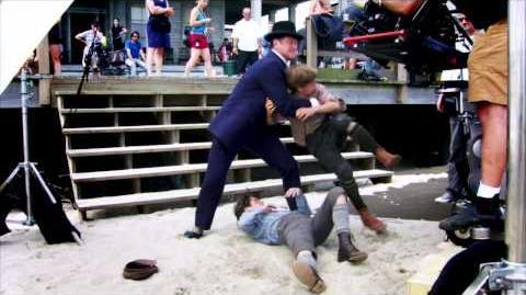 Boardwalk Empire Season 5 Invitation to the Set (HBO)-0