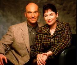 Andrew Schneider and Diane Frolov.jpg