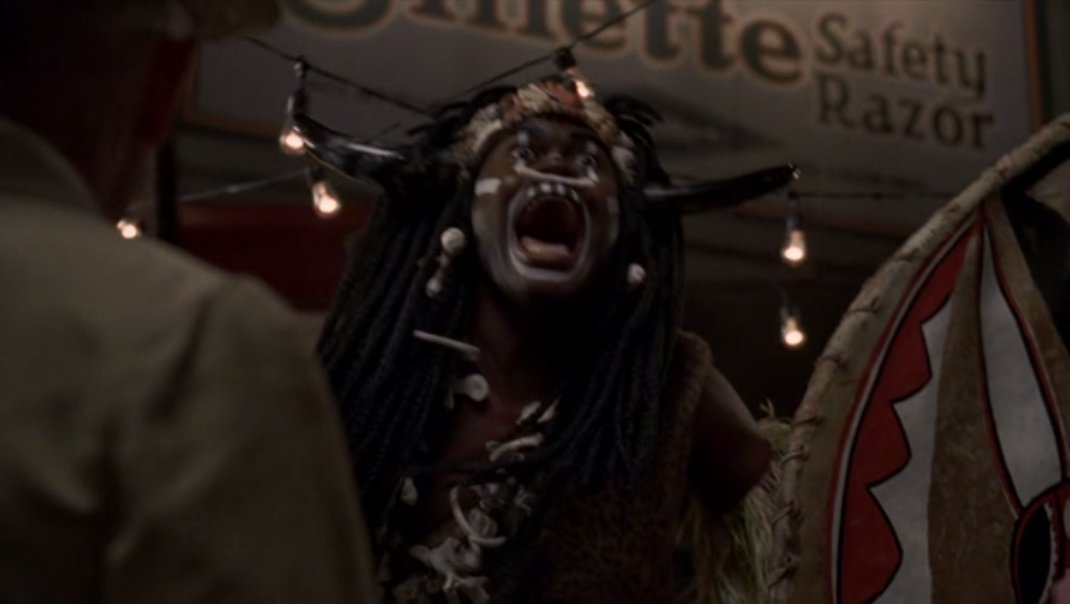 Mumbo the Zulu Warrior