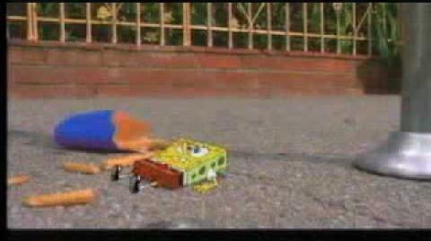 Spongebob Movie Commercial