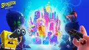 Spongebob Movie background