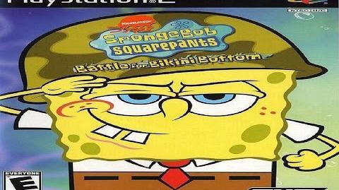 SpongeBob SqaurePants Battle for Bikini Bottom Official Game Trailer