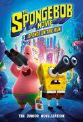 Sponge on the Run Junior Novelization