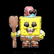 SpongeBob and Gary Kamp Koral FUNKO Pop