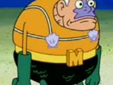 Sireno Man
