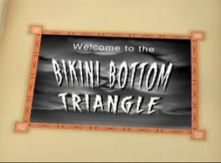 Bienvenido al Triángulo de Fondo de Bikini