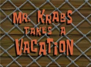 Don Cangrejo toma unas Vacaciones