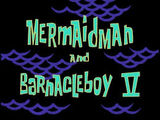 Sireno Man y Chico Percebe V