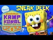 Kamp Koral- SpongeBob's Under Years SNEAK PEEK! - Coming Soon to Paramount+