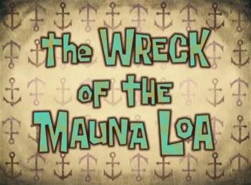 El Naufragio del Mauna Loa