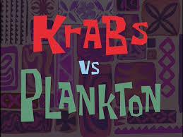 Cangrejo Contra Plankton