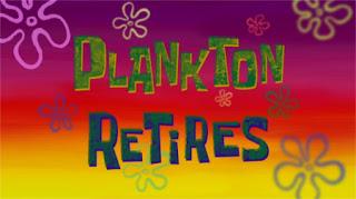 Plankton se Retira