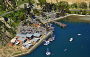 Ocean Institute, aerial shot, cropped