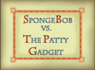 Bob Esponja Contra el Cangreburgeraicer