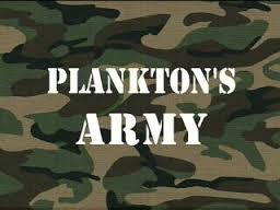 El Ejército de Plankton