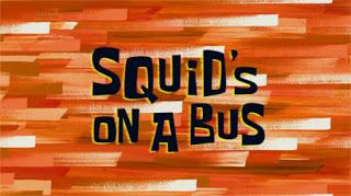 Calamardo en Autobús