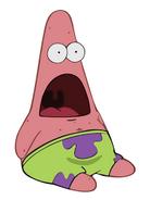 Patrick surprised