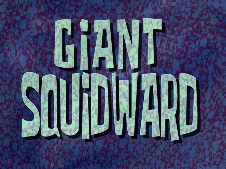 Calamardo Gigante