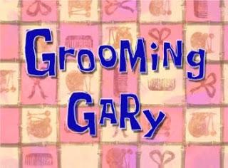 Acicalando a Gary