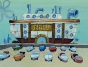 Centro Comercial de Fondo de Bikini