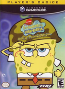 Battle for bikini bottom but it's on the gamecube