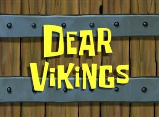 Queridos Vikingos
