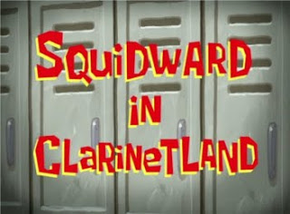 Calamardo en Clarinetelandia