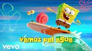 "Tainy, J Balvin - Agua (Music From ""Sponge On The Run"" Movie Official Lyrics)-0"