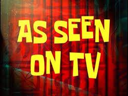 Como lo vió en Televisión