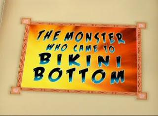 El Monstruo que Vino a Fondo de Bikini