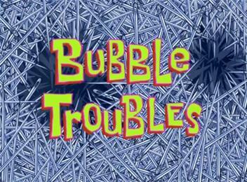 Problemas de Burbuja