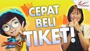 BoBoiBoy Movie 2™️ TGV PSA YING (CEPAT BELI TIKET)
