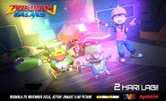 BoBoiBoy Galaxy Episod 3 - 2 Hari Lagi!