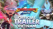 BOBOIBOY MOVIE 2 VIETNAM - OFFICIAL TRAILER KC 30.08