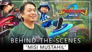 """Behind-the-scenes BoBoiBoy Movie 2 """"Misi Mustahil The Impossible Mission"""" (ENG subtitles)"""