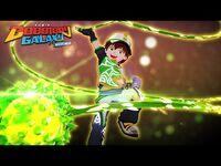 KEMUNCULAN BOBOIBOY SORI! - BoBoiBoy Galaxy Musim 2 - Isu 9 - Paduan Dua Kuasa!