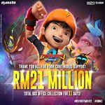RM 21 Million in 11 days!