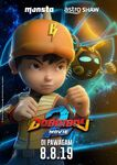 Poster Character 2 (BoBoiBoy and Ochobot)