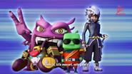 Cici Ko, MotoBot, Kaizo, dan Lahap