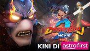 "BoBoiBoy Movie 2 - Klip ""Pertempuran Pertama"" Kini Di Astro First, CH480"