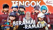 BoBoiBoy Movie 2™️ TGV PSA BOBOIBOY (TENGOK BERAMAI-RAMAI)