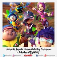 Congrats to BoBoiBoy Thunderstorm