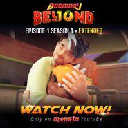 Watch BoBoiBoy Beyond