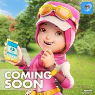 Catch BoBoiBoy and friends next week in their new video!