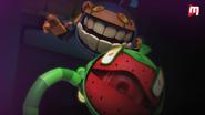 MelonBot dan GigiBot terperanjat