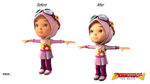 Yaya - Before and After